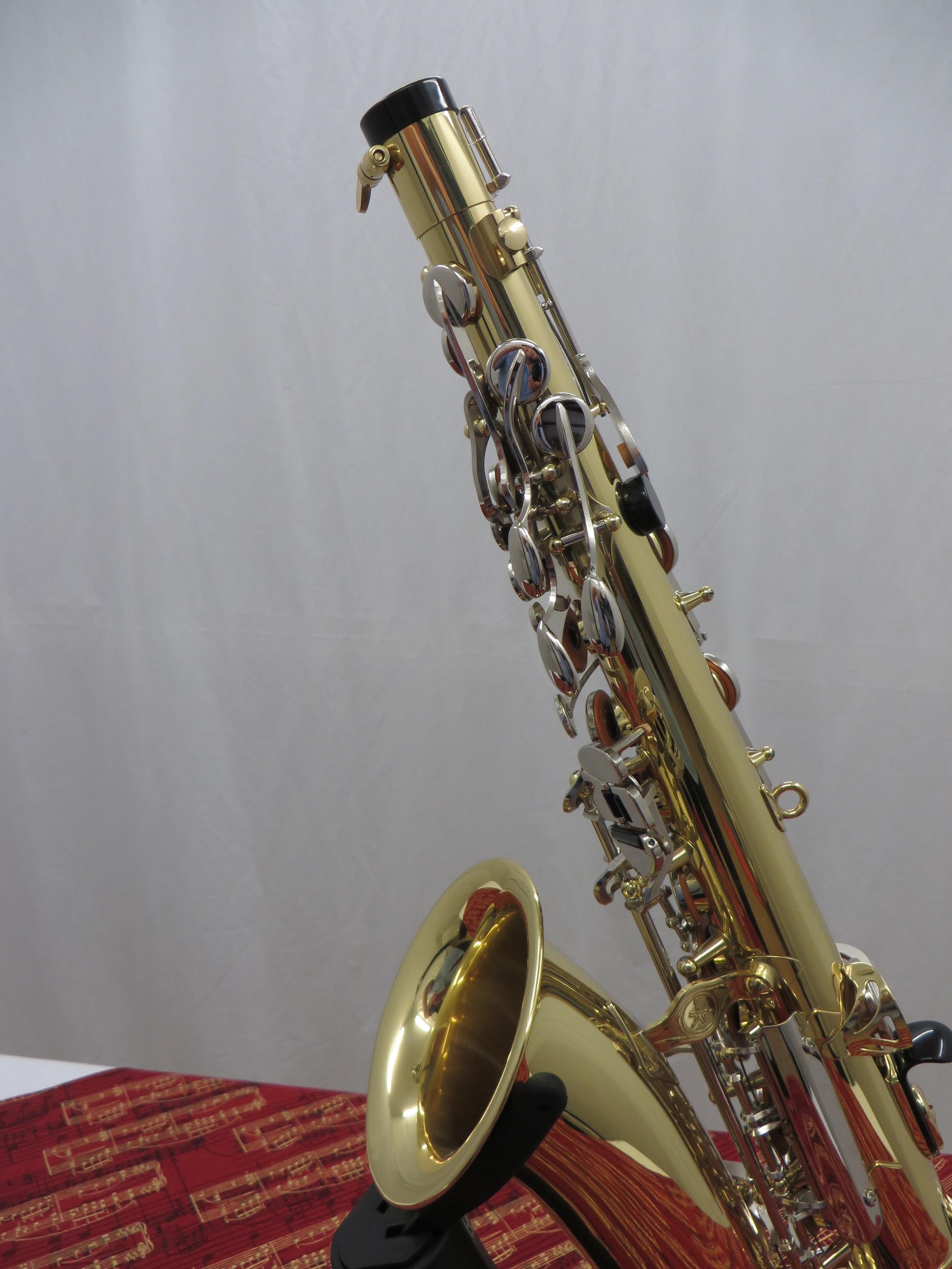 Sold Yamaha Yas 23 Alto Saxophone Triple C Music