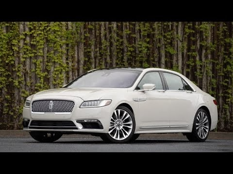 Lincoln Discontinues The Continental