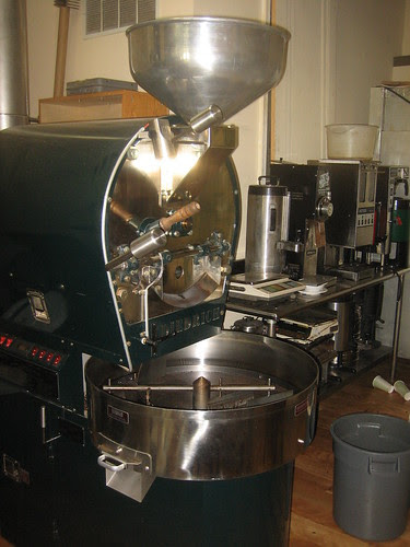Spoons Coffeshop roaster