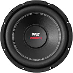 Pyle 10 Inch 1000 Watts Car Audio Steel Basket Power DVC Dual 4 Ohm Subwoofer by VM Express