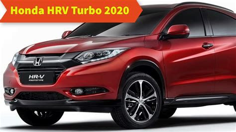honda hrv turbo  review redesign specs