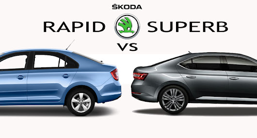 Ask The Expert - Skoda Rapid V Skoda Superb - Easirent