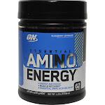 Amin O Energy 62 Servings Blueberry Lemonade