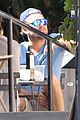 leonardo dicaprio grabs lunch with friends in beverly hills01
