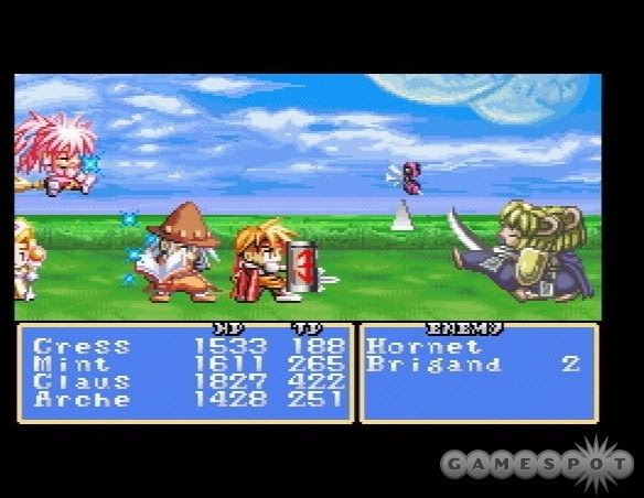 Tales of Phantasia is one of the greatest anime games and is based on Tales of Phantasia The Animation