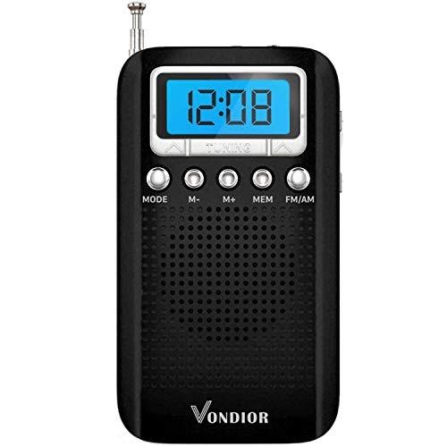 Best Digital Am Fm Portable Radios