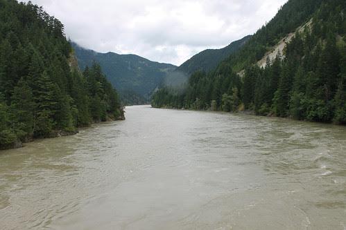 Canada Day excursion to Alexander Bridge, BC