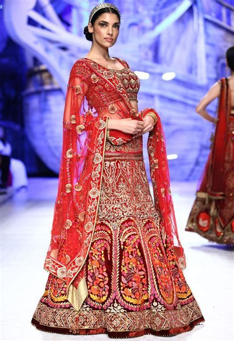 Designer Bridal Lehenga for the Modern Indian Brides
