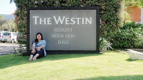 Menginap di Westin Nusa Dua, Bali