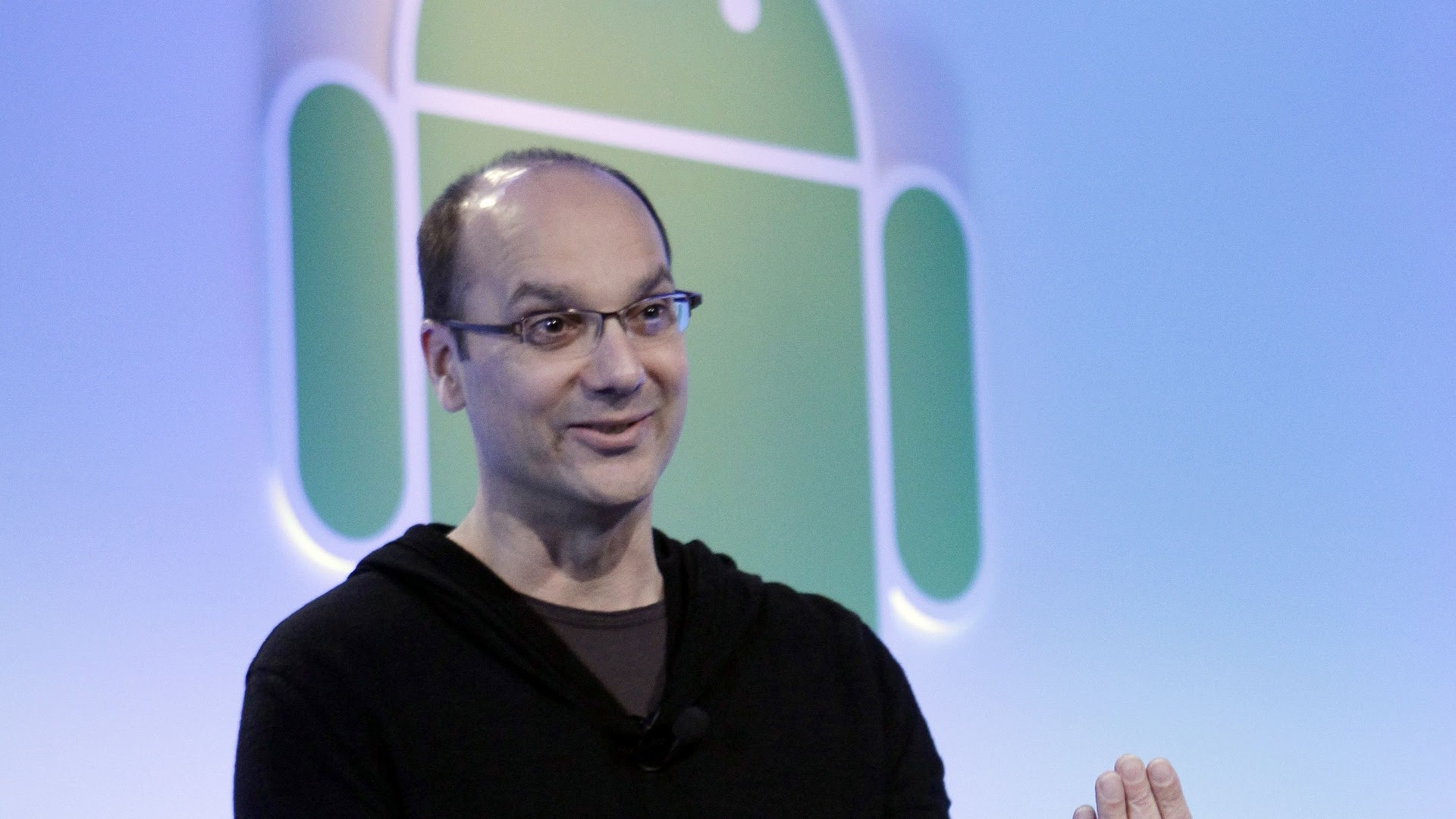 Andy Rubin, Googles robot chief and Android founder, steps down