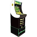 Arcade1Up - Golden Tee Arcade Cabinet with Riser - Black