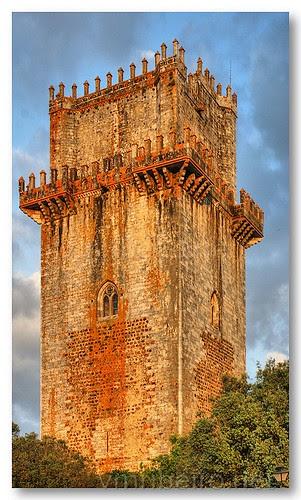 Torre do Castelo de Beja by VRfoto