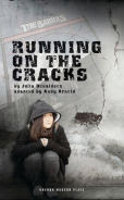 Title: Running on the Cracks, Author: Julia Donaldson