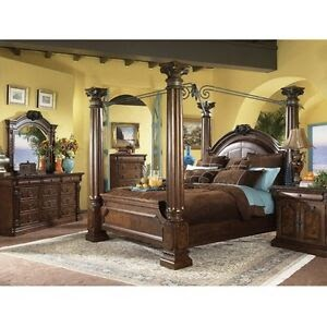 Bedroom Sets New Ashley Casa Millino Millenium Complete King Bedroom Furniture Set