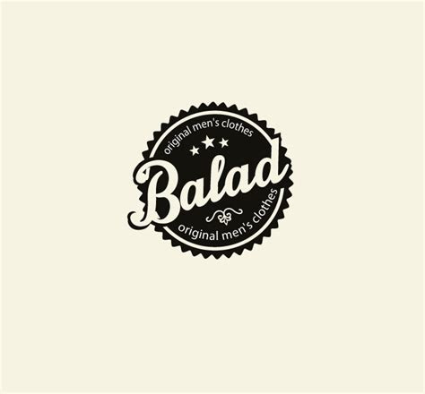 sribu desain logo design logo  brand distro balad