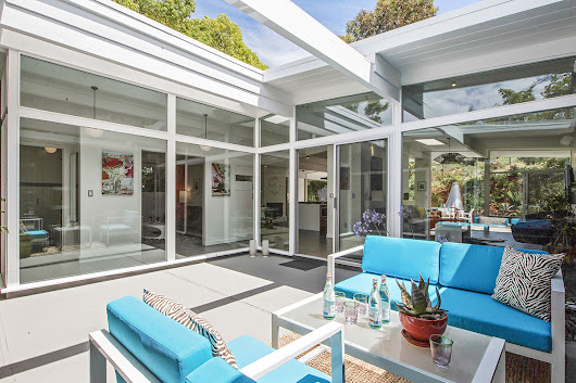 23 Cabrillo Court San Rafael - Super Eichler home for Sale