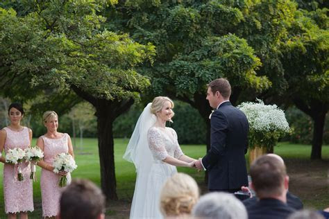 Bride & groom celebrate their wedding at Roberts Circa