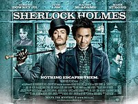 Sherlock Holmes Film (2009)