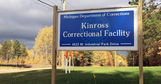Inmates in Upper Peninsula set fire, damage housing units