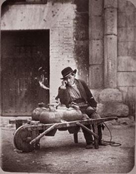 Azacán en Toledo. Foto atribuida a Casiano Alguacil