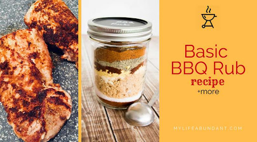 Basic Barbecue Rub | My Life Abundant