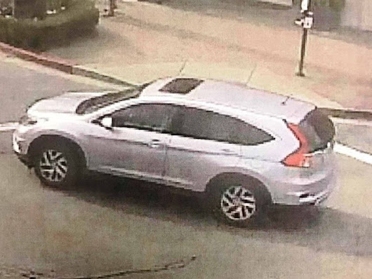 Hit-And-Run Vehicle Caught On Camera, Police Say