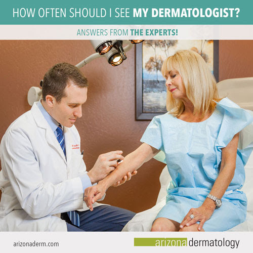 How Often Should I See My Dermatologist?