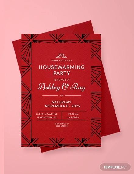 restaurant inauguration invitation