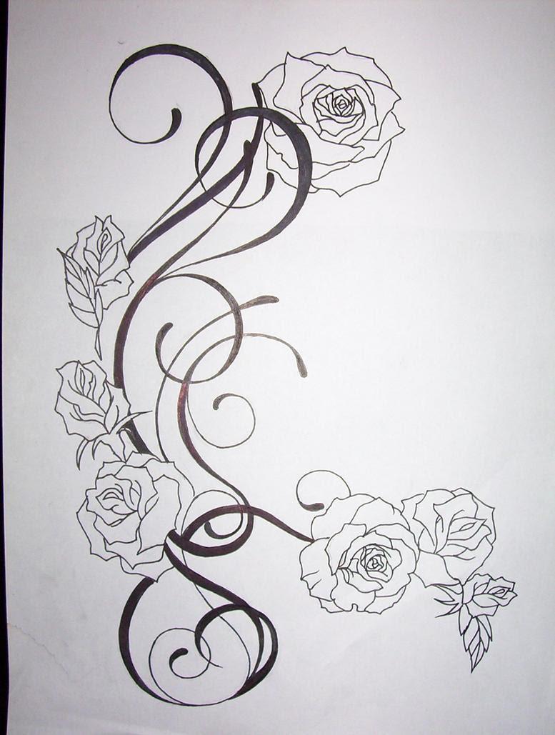 Syella useful flower tattoo designs free flower tattoo designs izmirmasajfo