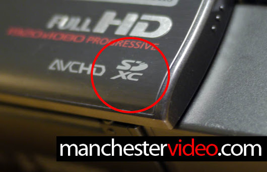 Guide – SD Memory Cards for Home Video | Manchester Video Limited