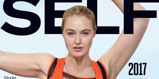 Self Magazine Ends Its Print Run On A Body-Positive High Note