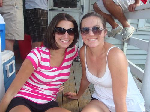 Jess and Megan