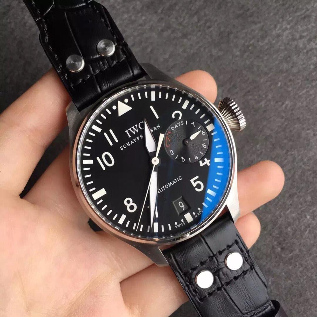 IWC Big Pilot IW500901 AR Coating