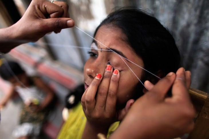 Εντεκάχρονη πόρνη στο Μπαγκλαντές.
