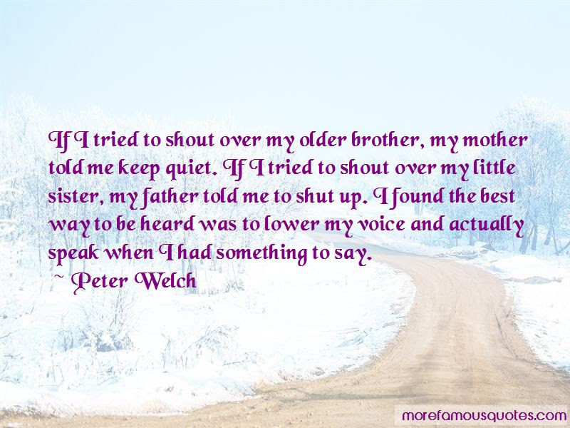 Quotes About Older Brother And Little Sister Top 8 Older Brother