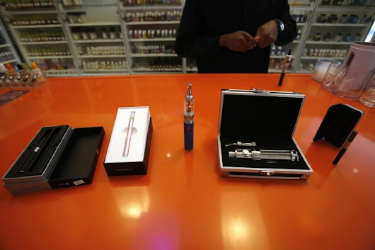 Tariffs on Chinese goods could batter the U.S. vaping industry | Reuters