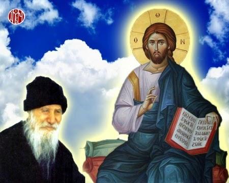 Ο Άγιος Πορφύριος βλέπει τον Χριστό και φανερώνει πώς μιλούσε!