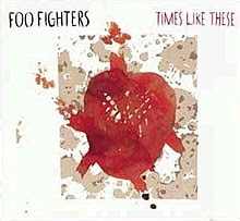 Foo Fighters Times Like These Lyrics Meaning