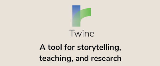 Twine: Storytelling, Teaching, Research (May 31)