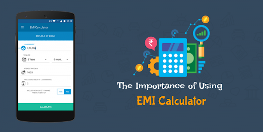 The Importance of Using an EMI Calculator | HappyNetty