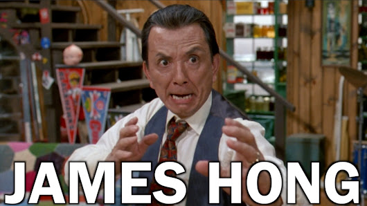 A Fascinating  In-Depth Look at the Amazing Sixty Year Career of Actor James Hong