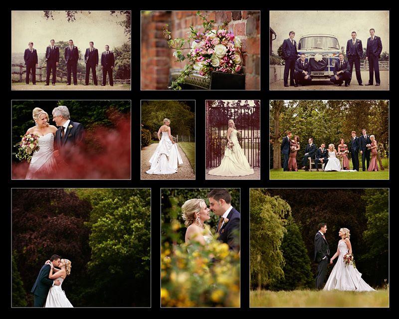Gaynes Patrk Barns wedding photos