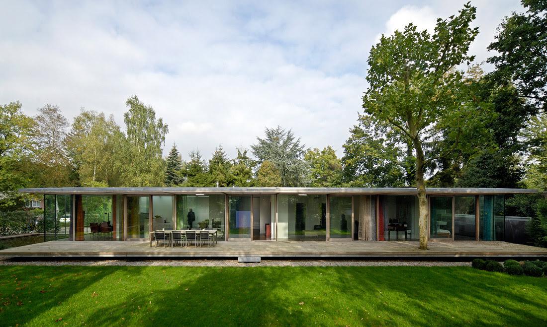 house,Villa-Berkel-Paul-de-Ruiter,architecture