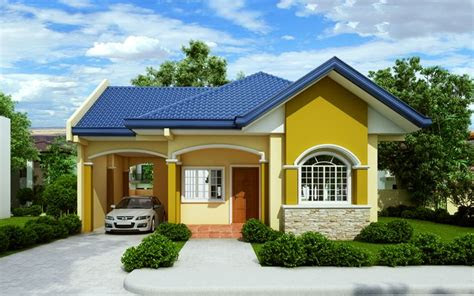 small house design  pinoy eplans modern house