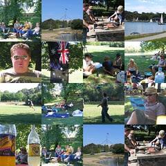 Australia Day 2005 - Lennox Gardens, Canberra