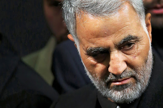Iran's Qasem Soleimani Is Guiding Iraqi Forces in Fight Against ISIS