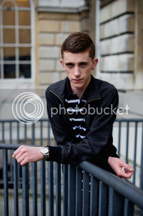 Wayne Tippets - Cigarette In Ear @ Street Stylista Guy