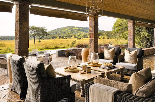 Ultimate Private Safari at Singita Serengeti House
