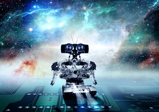 DARPA wants your crazy ideas for space robots