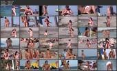 Nude Euro Beaches 20 (Nudist pussies and cunts - beach close-ups. Hidden Cam)